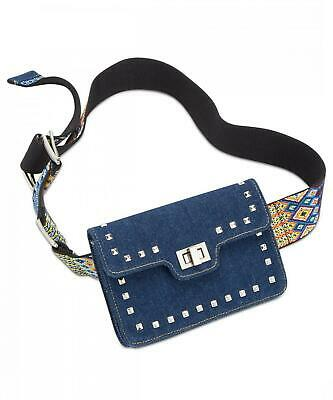 $ CDN37.96 • Buy NWT Steve Madden Womens Embroidered Guitar Strap Belt Bag. SM36731