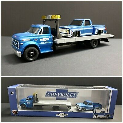 $ CDN49.98 • Buy 1/64 M2 Machines 🇺🇸 1969 Chevy C60 Truck & 1976 Chevy Scottsdale + 1 Gift 🎁
