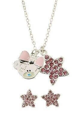 New In Gift Box. Me To You. Tatty Teddy Necklace And Earrings. Jewellery Present • 4.49£