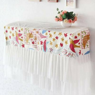 AU6.20 • Buy Bedroom Dust Cover Indoor Air Conditioner Cover Home Dust Covers Room Decor FW