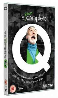 Q. - The Almost Complete Q [Region 2] - DVD - New - Free Shipping. • 14.35£