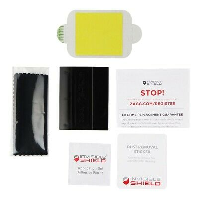 $ CDN13.04 • Buy ZAGG InvisibleShield HD Clear Screen Protector For Fitbit Ionic Sport Watch