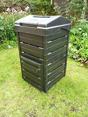 Attractive Beehive Design Garden Composter With User Guide • 30£
