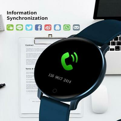 AU15.86 • Buy Smart Watch Sports IP67 Blood Pressure Heart Rate Monitor X9 Android L8F2 Q7S7