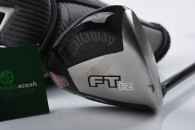 $ CDN96.61 • Buy CALLAWAY FT IZ #5 WOOD / 18° / STIFF FLEX CALLAWAY SHAFT / CAFFTI100