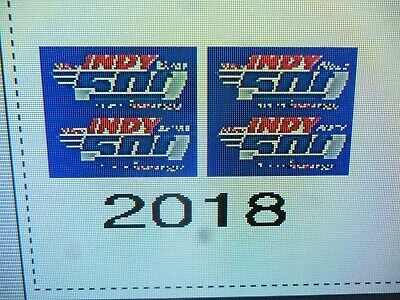 $13.99 • Buy 2018 Indy Pace Car Decals  1:24 Custom