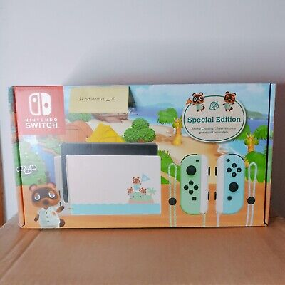 $ CDN657.88 • Buy [Brand New] Nintendo Switch Animal Crossing Limited Edition