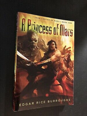 $7.39 • Buy John Carter Of Mars: A Princess Of Mars By Edgar Rice Burroughs (2011, SC)