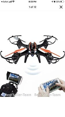 AU98.32 • Buy DB Power UDI U842 Preditor Wifi FPV Drone HD Camera 2.4g 4ch 6axis Gyro RTF