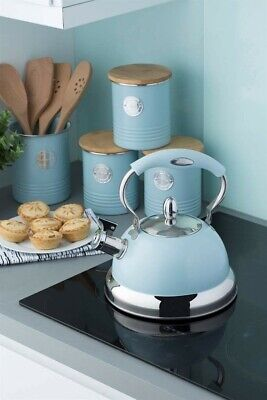 AU62.95 • Buy New TYPHOON Stove Top Kettle 2.5L Cream Or Blue! Induction+, 100% Genuine!