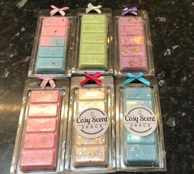 Highly Scented Soy Wax Melts, Zoflora Inspired Fragrances , Snapbar • 3.50£