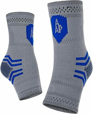 Agile Athletics Pro Compression Socks Unisex For Recovery & Pain Relief Support • 9.99£