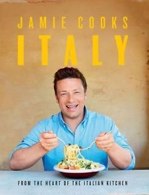 AU32.50 • Buy JAMIE COOKS ITALY By Jamie Oliver BRAND NEW On Hand IN AUSTRALIA!