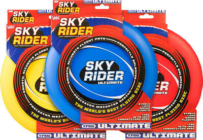 Wicked Sky Rider Ultimate 175g Performance Frisbee Disc Assorted (Sold Single) • 12.49£