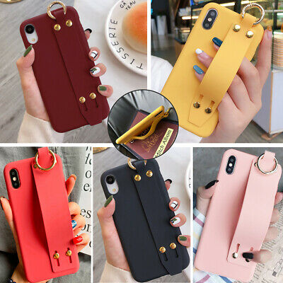 AU10.26 • Buy For IPhone 11 Pro Max 8 Plus 7 XR Wrist Strap Girls Cute Phone Case Cover
