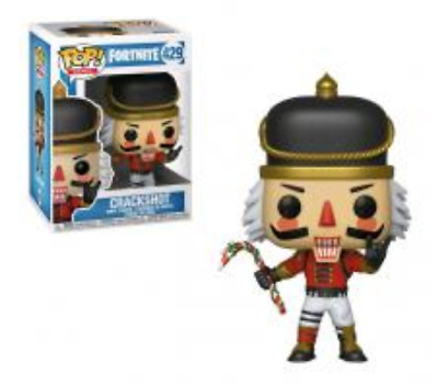 $ CDN37.51 • Buy Exclusive Crackshot Fortnite Funko Pop Vinyl New In Mint Box