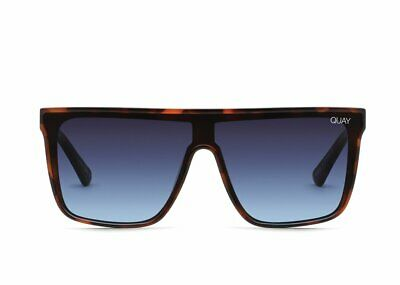 AU74.99 • Buy New Quay Shield Sunglasses Nightfall Tort Navy Lens W/fast And Free Au Post