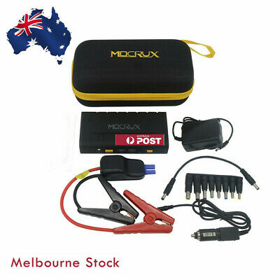 AU41.99 • Buy 12000mAh 12V Vehicle Jump Starter 200A Car Battery Charger Booster Power Bank