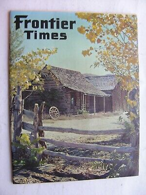 FRONTIER TIMES July 1963 Deadwood Frank Slide Frank North San Timoteo Massacre • 10£