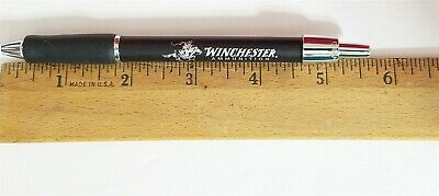 $7.19 • Buy Winchester Ammunition Collectible Pen Military Black Ink