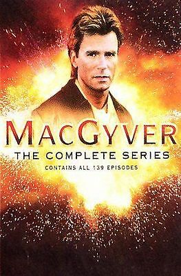 $198.59 • Buy MacGyver - The Complete Series