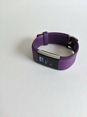 $ CDN120 • Buy FITBIT Charge 2 Activity/Fitness Tracker Watch, Purple Band