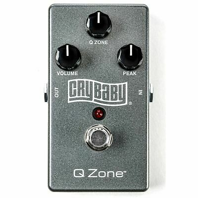 $ CDN181.37 • Buy Dunlop QZ1 Cry Baby Q Zone Fixed Wah Effects Pedal