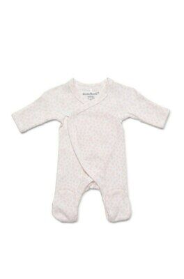 AU32.95 • Buy NEW Marquise Preemie Footed Growsuit- Pink From Baby Barn Discounts