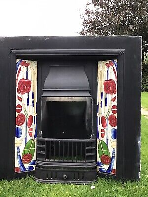Victorian Style Fireplace • 50£