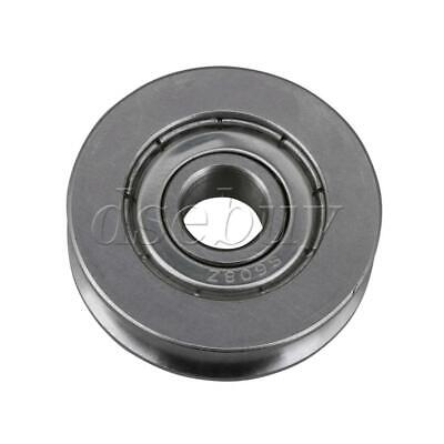 $7.02 • Buy Stainless Steel Groove Ball Bearing Industrial Sealed Guide Pulley 8x30x8mm