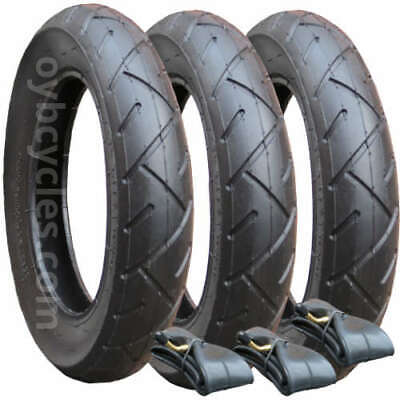 £41.95 • Buy Set Of Tyres & Tubes For Quinny Freestyle Pushchairs 12 1/2 X 2 1/4 - Freepost
