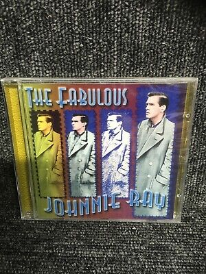 £5.45 • Buy JOHNNIE RAY  The Fabulous Johnnie Ray  REXX 101 [CD] New Sealed