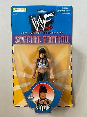 $ CDN50.75 • Buy WWF CHYNA Wrestling Figure Jakks BCA DX WWE