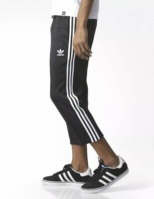 AU49 • Buy Adidas Originals Superstar Relaxed Crop Pant Black Men's Size XL LIKE NEW