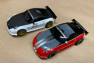Used 1:64 Scale Complete Micro Scalextric Nissan Cars - More Cars 4 Sale • 12.95£