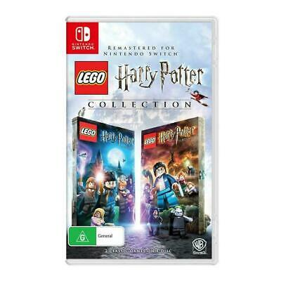 AU59 • Buy Lego Harry Potter Collection Nintendo Switch Brand New Sealed