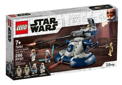 AU84.90 • Buy LEGO STAR WARS -  Armored Assault Tank (AAT™) - 75283 - BNISB - AU Seller