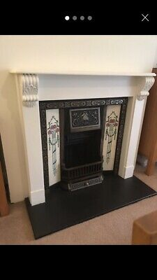 Victorian Style Fireplace And Surround • 150£