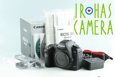 $ CDN671.25 • Buy Canon EOS 5D Mark II Digital SLR Camera With Box *Count 5469* #28162 L3