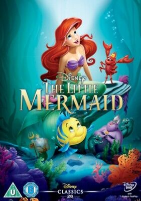 The Little Mermaid Diamond Edition DVD New & Sealed • 5.99£