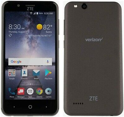 $34.95 • Buy ZTE VZW-Z839PP Blade Vantage 5 16GB Verizon Prepaid ONLY Smartphone Cellphone