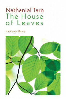 The House Of Leaves (Shearsman Library) By Nathaniel Tarn • 13.03£