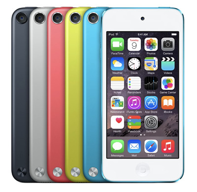 £58.49 • Buy Apple IPod Touch 5th Generation 16GB 32GB 64GB 4  Display ALL COLOURS