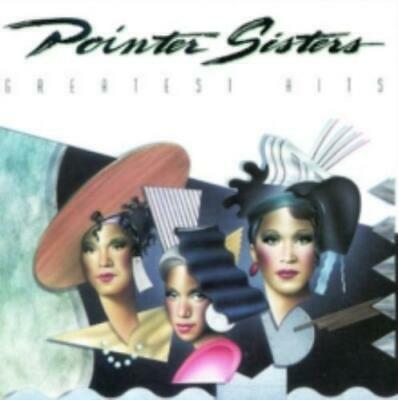 Pointer Sisters: Greatest Hits (cd.) • 16.99£