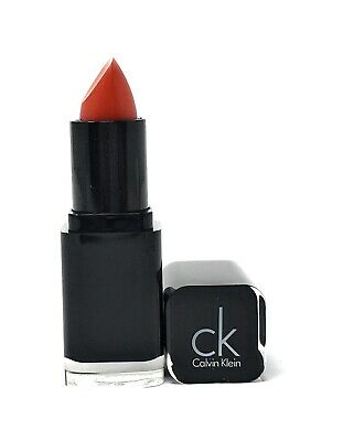 £14.21 • Buy Calvin Klein Delicious Luxury Creme Lipstick N.117 Heat Wave