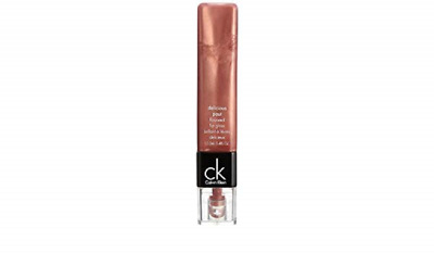 £7.75 • Buy Calvin Klein Delicious Pout Flavored Lip Gloss 410 Pastel Gold