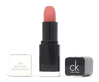 £14.21 • Buy Calvin Klein Delicious Luxury Creme Lipstick N.126 Tender Rose