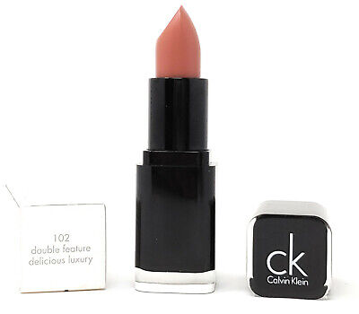£14.21 • Buy Calvin Klein Delicious Luxury Creme Lipstick N.102 Double Feature