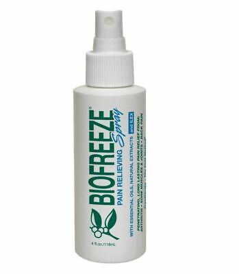 Biofreeze SPRAY Pain Relief Sore Muscle Arthritis Sore Joint 118ml | Pack Of 2 • 15.99£