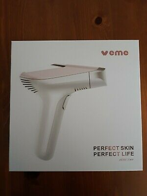 View Details Veme Laser Hair Removal Device For Women With 500000 Flashes Permanent IPL Hair • 53.00£